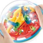 3D-Geschlicklichkeitsspiel/Kugellabyrinth 22cm für 7,46€