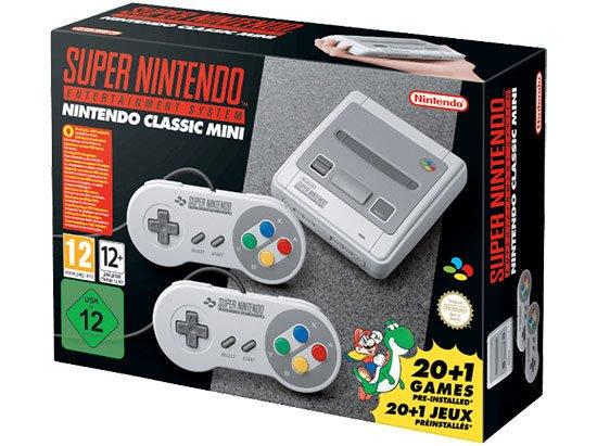 Nintendo SNES günstig Mini angebot deal