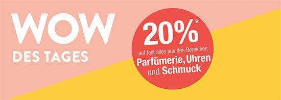 Galeria Kaufhof Rabatt Sparen Deal Wowo