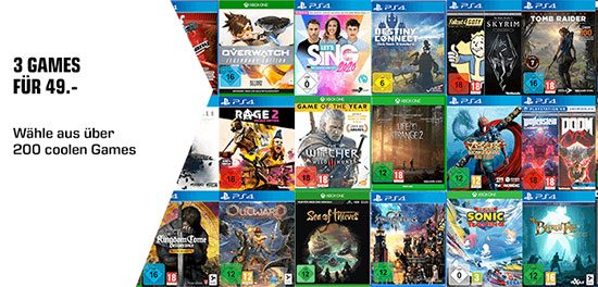 Games Konsole PS4 Playstation Angebot Deal