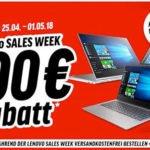 Bis zu 200€ Sofort-Rabatt auf Lenovo IdeaPad & Yoga-Notebooks