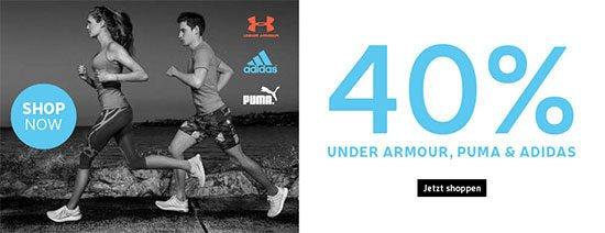 Rabatt Adidas Puma Deal Under Armour Deal Schnäppchen Sport