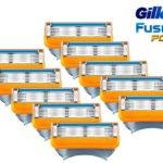 10x Gillette Fusion Power Blade Rasierklingen für 25,90€ inkl. Versand