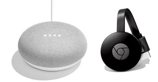 Assistent Google Home Mini Angebot Deal Sprachgesteuert chromecast streaming fernseher deal bundle
