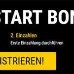 bwin: 100% Bonus mit bis zu 100€