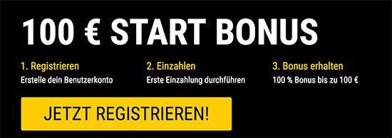 Bonus BWIN Sportwette angebot deal schnäppchen