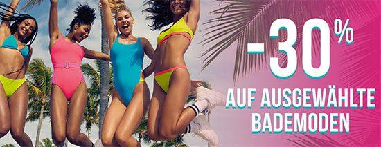 Gutschein Hunkemöller Badeanzug Bikini Deal