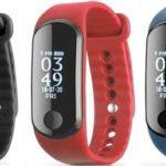 Alfawise Mini 3 – Fitnesstracker mit Herzfrequenzmesser für 15,57€ inkl. Versand
