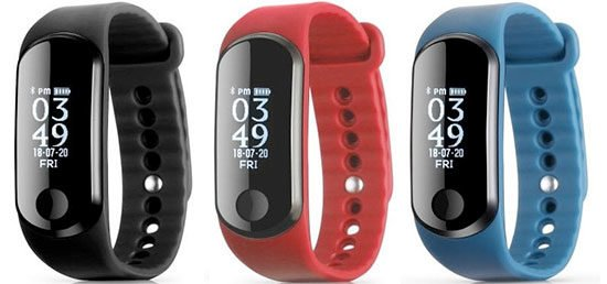 Fitnesstracker Sport Deal Angebot Herzfrequenz