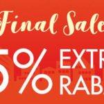 Engelhorn: Summer-Sale mit bis zu 70% Rabatt + 15% Extra-Rabatt auf über 8.500 Artikel