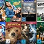 Saturn: 3 DVDs für 12,00€