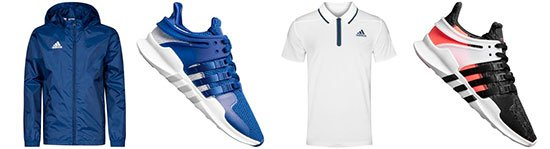 Adidas Sneaker Schuhe Fußballartikel Bekleidung Trainingsanzüge