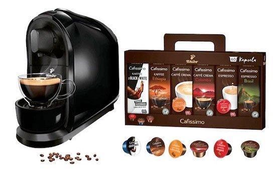 Cafissimo Deal Tchibo Kaffeemaschine Angebot Schnäppchen