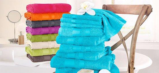 Handtuch Set Angebot Deal