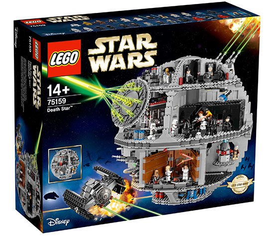 LEGO Star Wars Todesstern Angebot Disney Deal