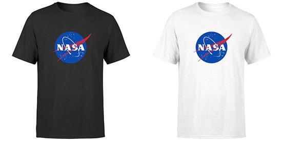 NASA Angebot Deal Schnäppchen T-Shirt