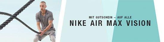 Sneaker Nike Air Max Deal Sparen Rabatt Gutschein