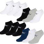 Puma Sneakersocken im 18er Pack für 29,49 inkl. Versand