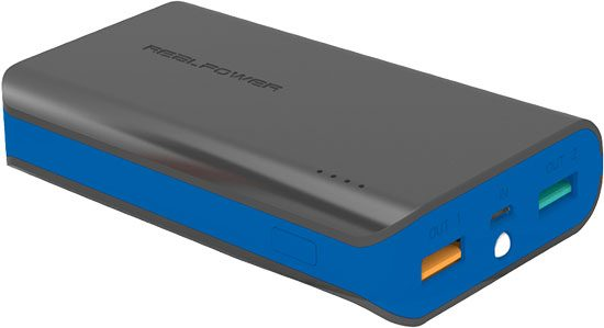 Realpower Powerbank laden mobil angebot deal