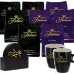 Grand Maestro Italiano Senseo Paket (288 Pads) + 2 Tassen + Untersetzer für 31,14€ inkl. Versand