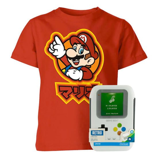 T-Shirt Nintendo Brotdose Angebot Deal