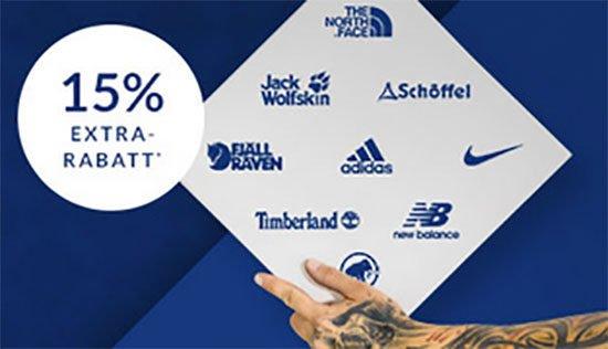 Sportmarken Angebot Deal Sparen Bekleidung