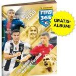 FIFA 365 Panini-Sammelalbum 2019 inkl. 6 Stickern gratis