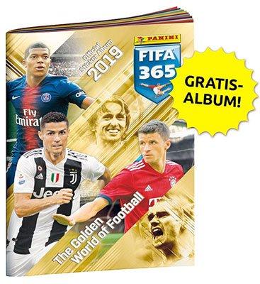 Angebot Gratis Freebie Sparen Panini Fußball Sammelalbum