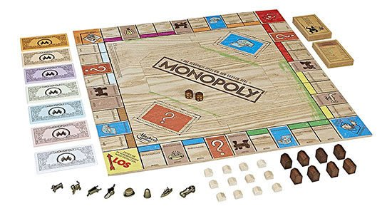 Sonderedition Hasbro Holz Angebot Deal