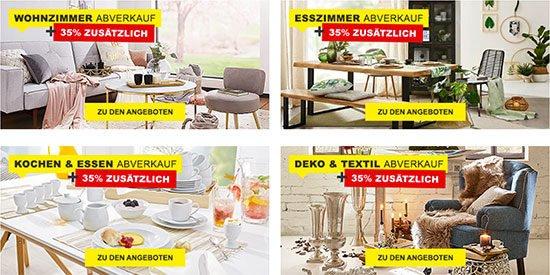 Gutschein Möbel Einrichtung Dekoration Sparen Deal