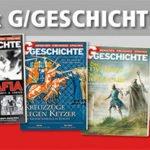 Zeitschrift G/Geschichte: 4 Ausgaben gratis