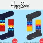HappySocks: 30% Rabatt im Winter Sale + kostenlose Lieferung