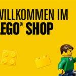 Galeria Kaufhof: 15% Rabatt auf Lego