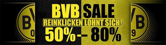 Sale BVB 09 Fußball Angebot Deal