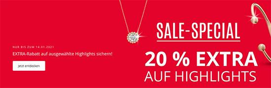 Christ Sale Gutschein Rabatt Schmuck Uhren