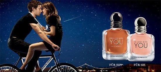 Parfüm You Giorgio Armani Duftprobe