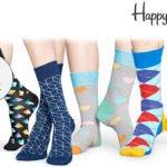 Verschiedene 6er Packs HappySocks Socken für 30,90€ inkl. Versand