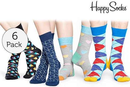 HappySocks Set Angebot Deal Socken