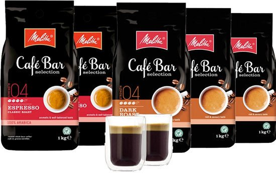 Kaffeebohnen Angebot Deal Melitta Kaffee Vollautomat Espresso