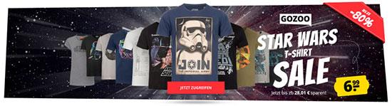 Sale Deal Star Wars Disney Angebot Rabatt sparen sommer