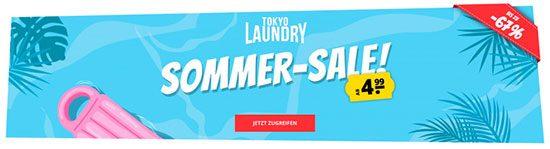 Angebot Kleidung Tokyo Laundry rabatt