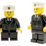 LEGO City Polizist Kinder-Wecker für 24,07€ inkl. Versand