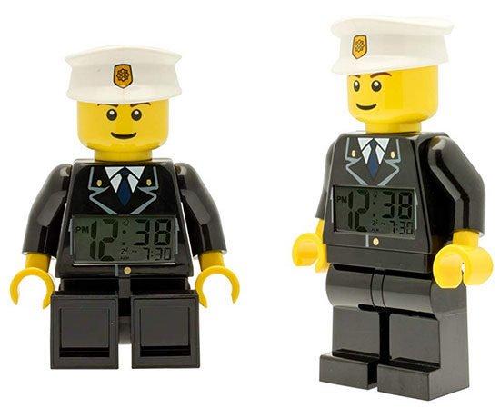 Lego Wecker Polizist Angebot Deal