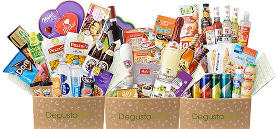 Degustabox Angebot Deal Lebensmittel Snacks