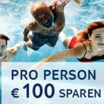 TUI: 100€ Sofortrabatt auf Pauschalreisen (z.B. 7 Tage Mallorca inkl. Flug + Hotel für 290€ p.P.)