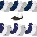 9 Paar Puma Quarter Socken, 9 Paar Sneaker Socken und 1 Paar Puma Footies für 29,95€ inkl. Versand