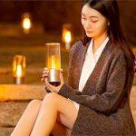 Xiaomi Yeelight YLFW01YL Smart Atmosphere Candela Light für 29,12€ inkl. Versand