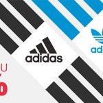 M and M Direct: Bis zu 70% Rabatt auf Artikel von Adidas