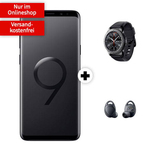 Deal Samsung Galaxy S9 o2 Schnäppchen