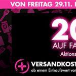 Galeria Kaufhof: 20% Rabatt auf fast alles + 15% auf Spielwaren